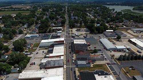 Oak Harbor Aerial View 1