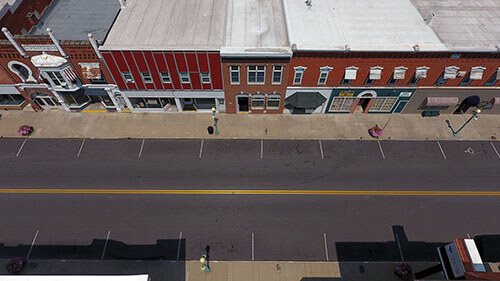 Oak Harbor Aerial View 3