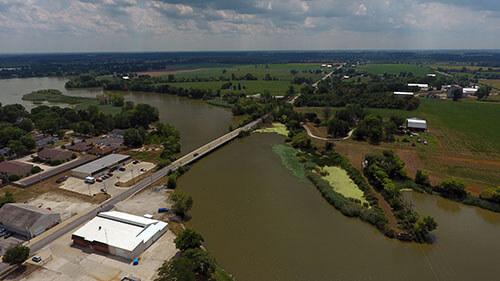 Oak Harbor Aerial View 2