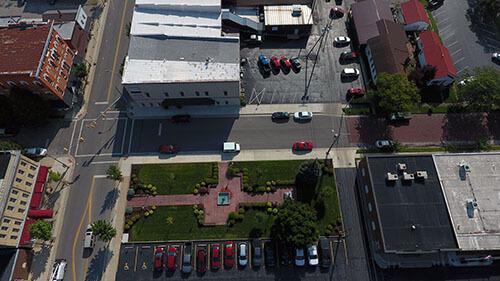 Ottawa Aerial View 3