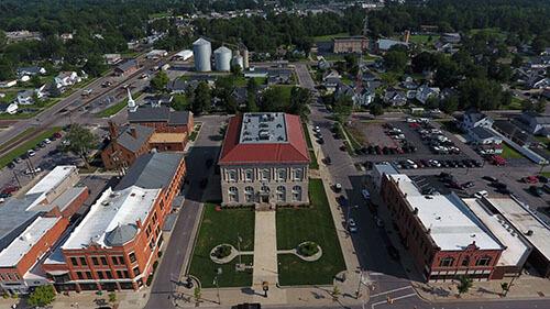 Ottawa Aerial View 2
