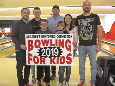 UIS Cares Bowling for Kids 2019