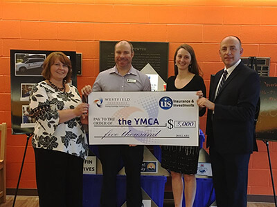 UIS Cares and the YMCA