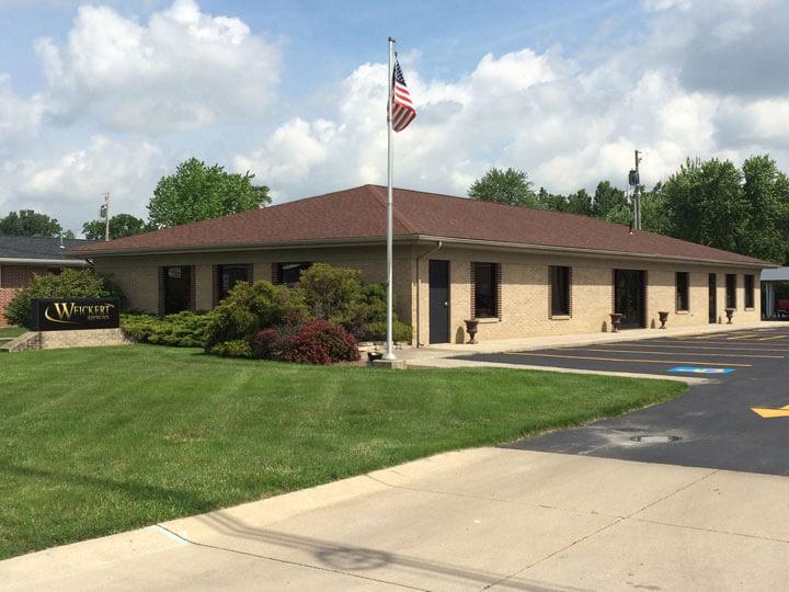 United Insurance – UIS Fremont, Ohio west side location.
